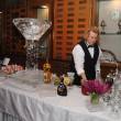 Martini Glass Luge