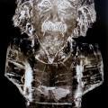 einstein Ice Sculpture