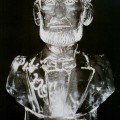 Abraham lincoln Ice Sculpture