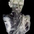 man Ice Sculpture