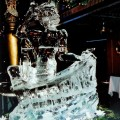 Schmiegle Ice Sculpture