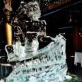 Schmiegle Ice Sculpture