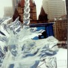 unicorn head Ice Sculpture