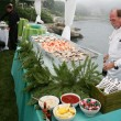 seafood Ice server