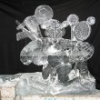 Sports Ice sculpture