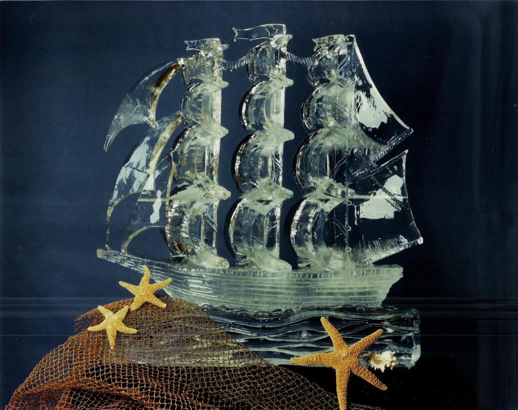 seaside ice designs ice sculptures boston ma brookline ice co