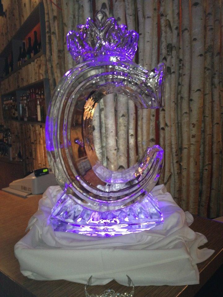 ice design  ice sculpture boston  brookline ma