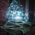 pernod Ice Sculpture