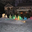 christmas Ice Sculptures