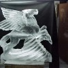 PEGASUS Ice Sculpture
