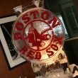 Red Sox Tube Ice Luge
