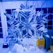 Snowflake Martini Luge