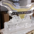 Stockyard logo with Glitter