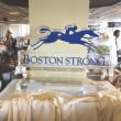 Suffolk Downs Boston Strong Sculpture