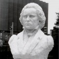 beethoven Ice Sculpture