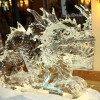 Dragon Ice Sculpture