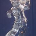 golfer Ice Sculpture