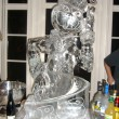 grinch bust with luge