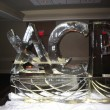 AC ice sculpture