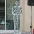 Oscar Award Ice Sculpture