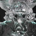 Captain Morgan Ice Sculpture