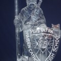 lancer Ice Sculpture