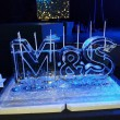 m and S menorah