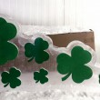 shamrocks with color luge (2)