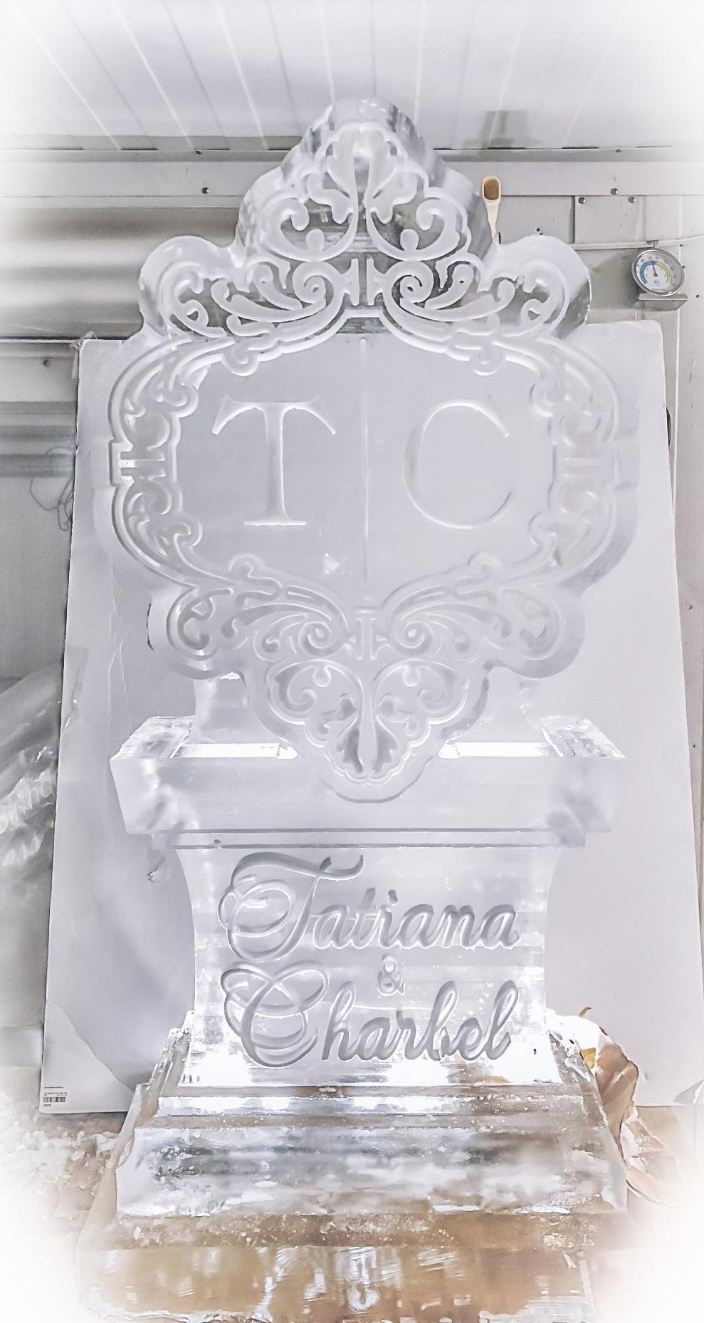 Ice Design, Ice Sculpture Boston, Brookline MA | Brookline Ice Co